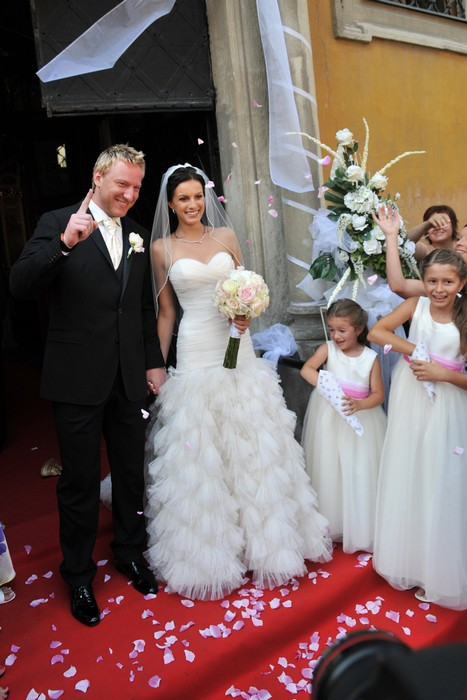 Svadby známych - Marián Hossa