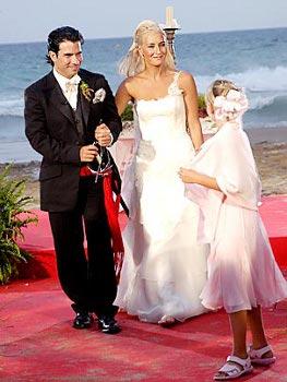 Svadby známych - Sarah Connor