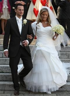 Svadby známych - Veronika Velez Zuzulová