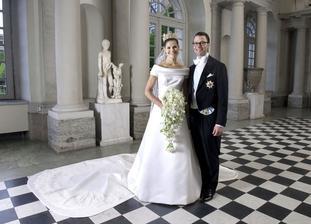 švédska princezná Victoria