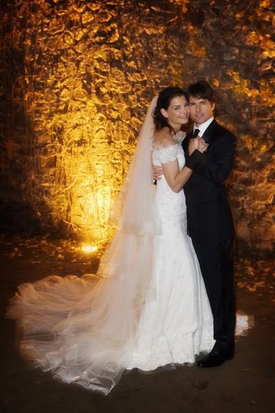 Svadby známych - Katie Holmes