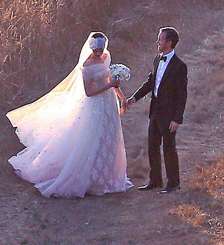 Svadby známych - Anne Hathaway