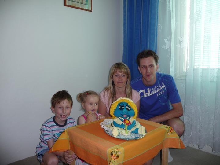 Lenka{{_AND_}}Tomáš - a 4 roky po svatbě :-)