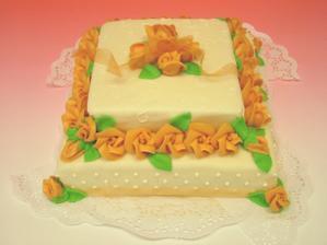 náš dortík.....byl vynikající