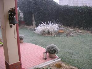 A už mrzne