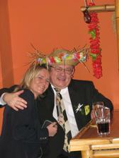 můj tatínek s přítelkyní :-)