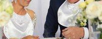 Svadobné podbradníky,