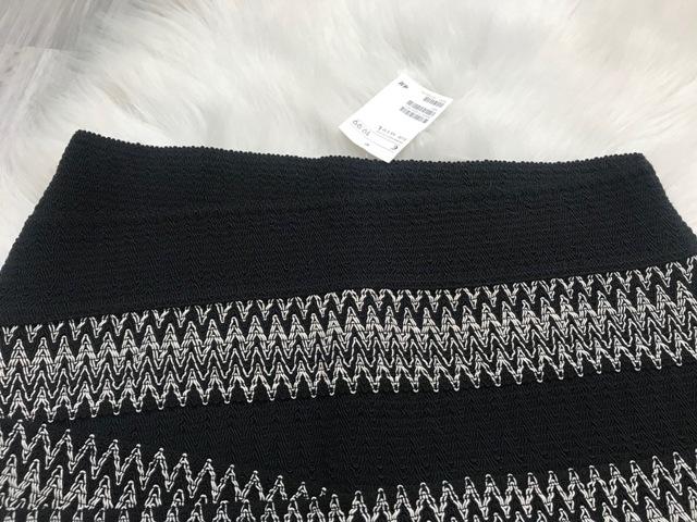 Vzorovaná dámska sukňa značky H&M s ešte visačkou - Obrázok č. 2