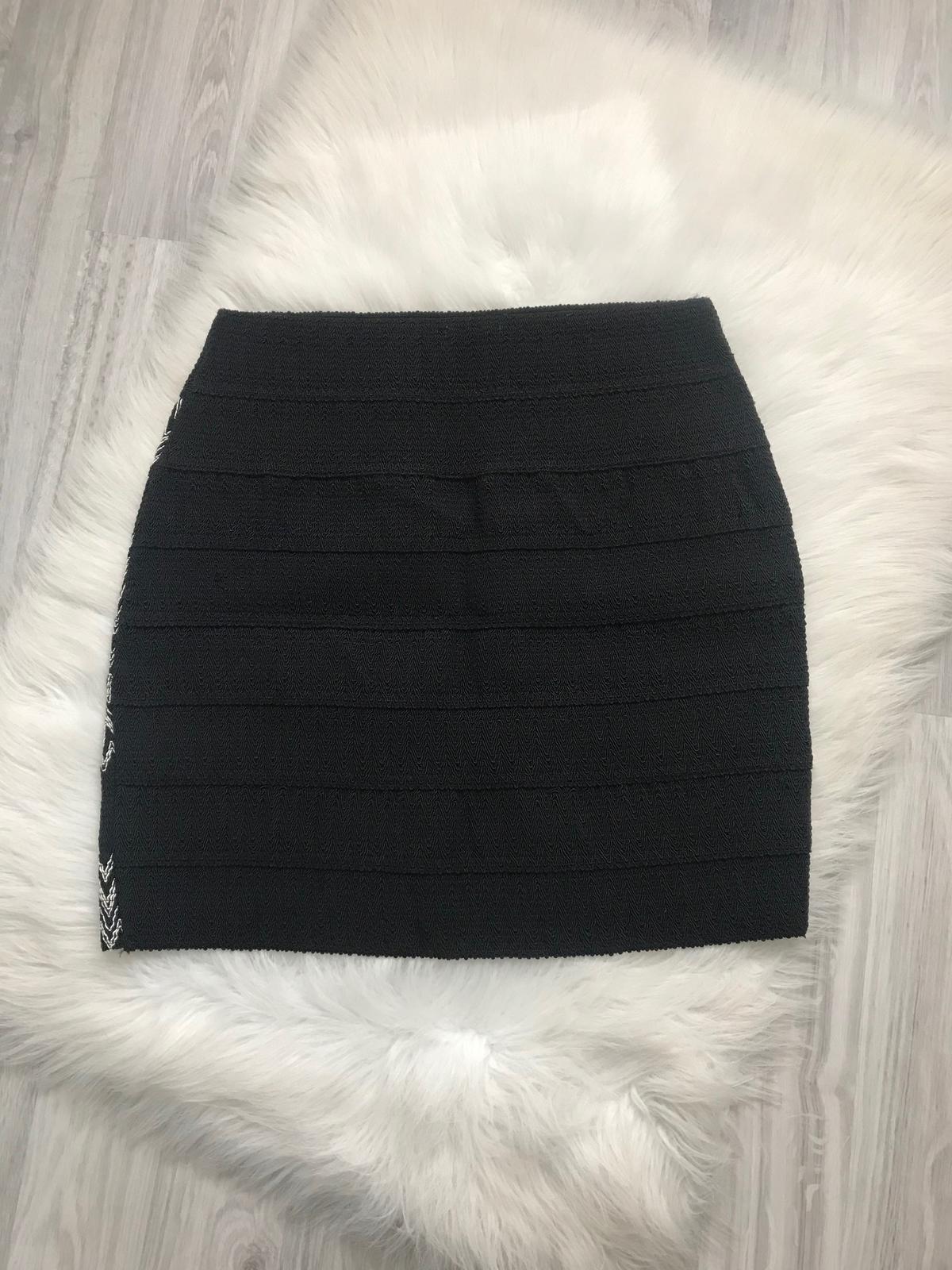Vzorovaná dámska sukňa značky H&M s ešte visačkou - Obrázok č. 4