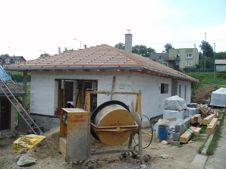Novostavba - 2.8.2012