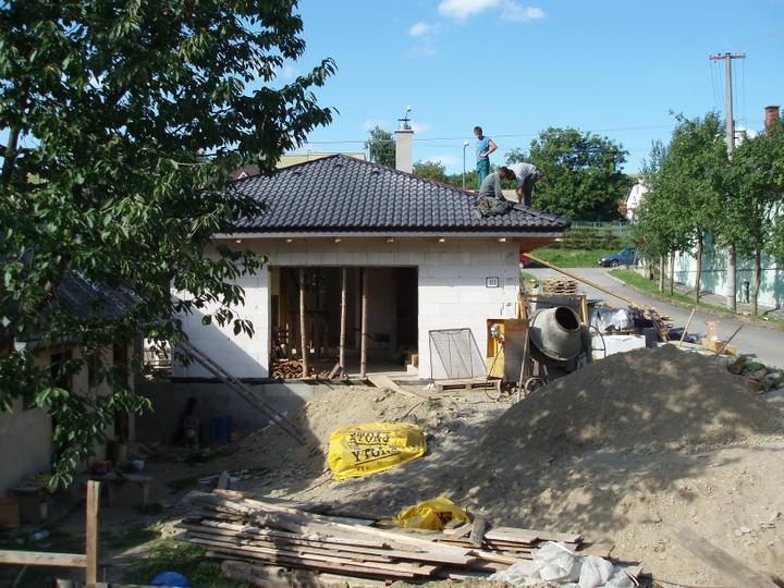 Novostavba - 10.8.2012