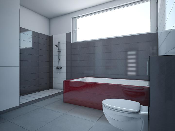 Kúpeľňa, WC - Obrázok č. 2