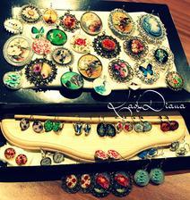 prvý pokus - živicové šperky