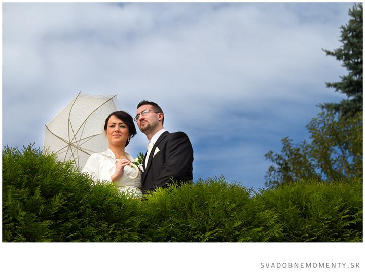 Svadobné fotografie – Lucia a Peter - Obrázok č. 2