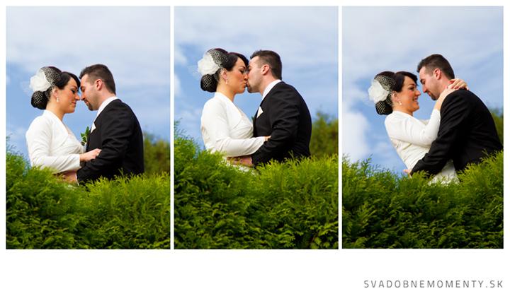 Svadobné fotografie – Lucia a Peter - Obrázok č. 3