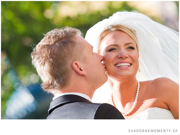 Svadobné fotografie - Dajana a Boris - Obrázok č. 2