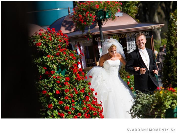 Svadobné fotografie - Dajana a Boris - Obrázok č. 3