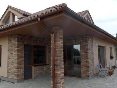 Fasády a tehlové obklady - Kapucino sivá spárovačka