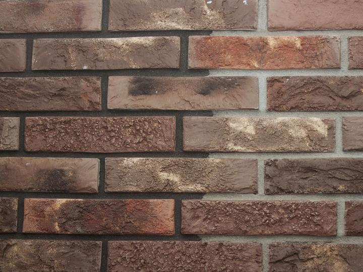 Fasády a tehlové obklady - Brown - 24,90 m2
