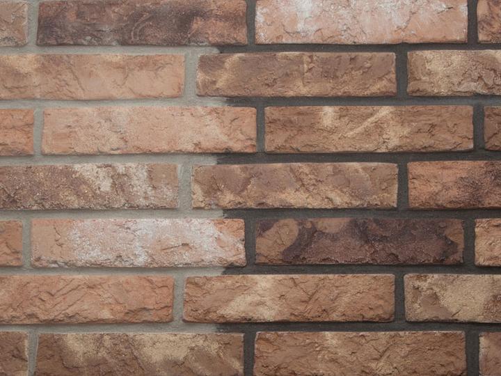 Fasády a tehlové obklady - Kapučíno - 24,90 m2