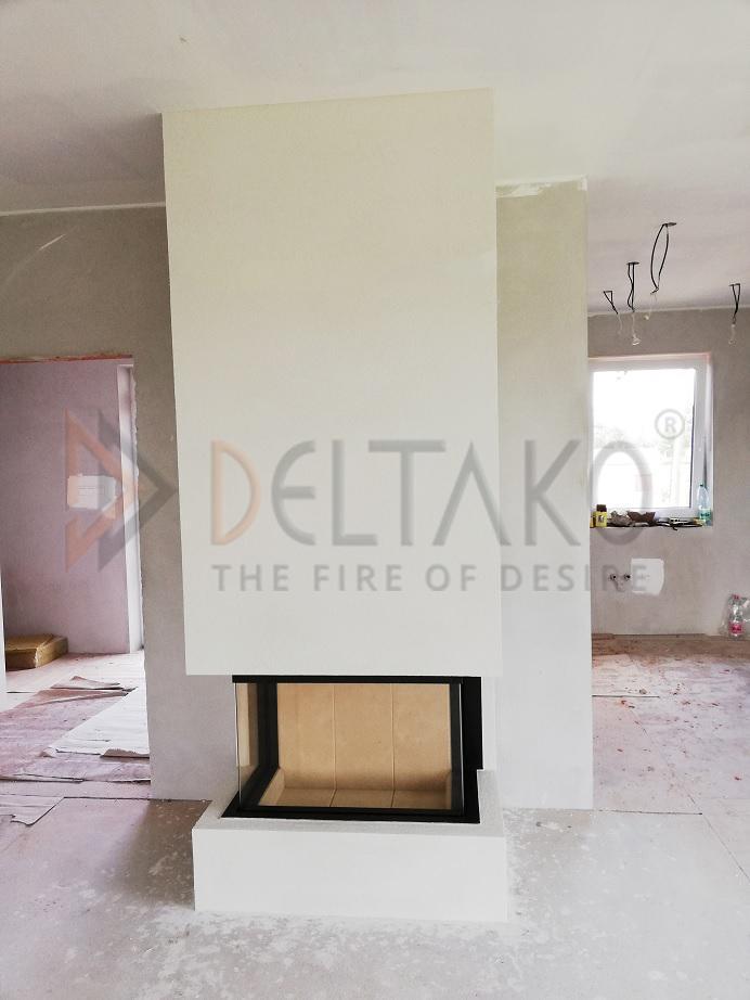 Deltako Triton 10 - Pre milovníkov ozaj vysokých plameňov - Pohľad z predu