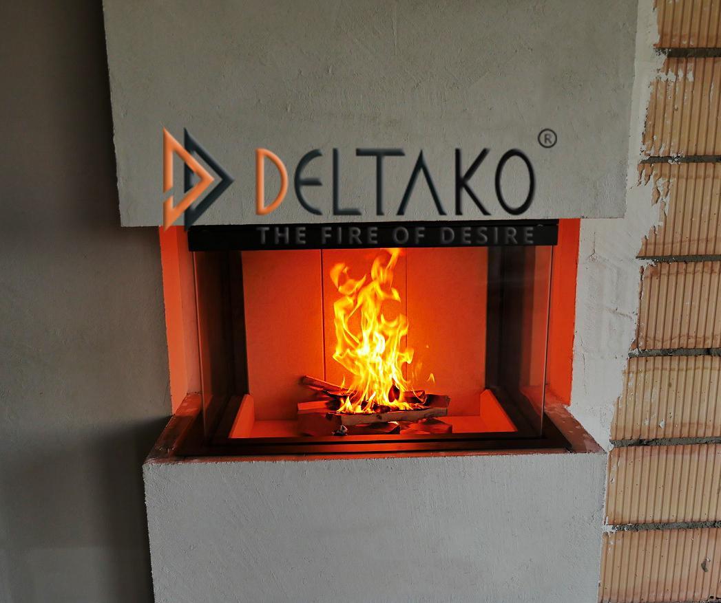Deltako Triton 10 - Pre milovníkov ozaj vysokých plameňov - Široké a vysoké plamene u spokojného zákazníka