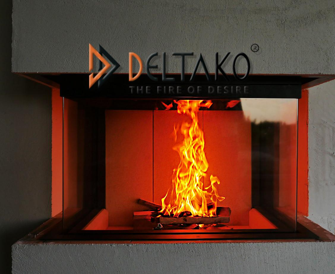 Deltako Triton 10 - Pre milovníkov ozaj vysokých plameňov - Hra vysokých plameňov je očarujúca