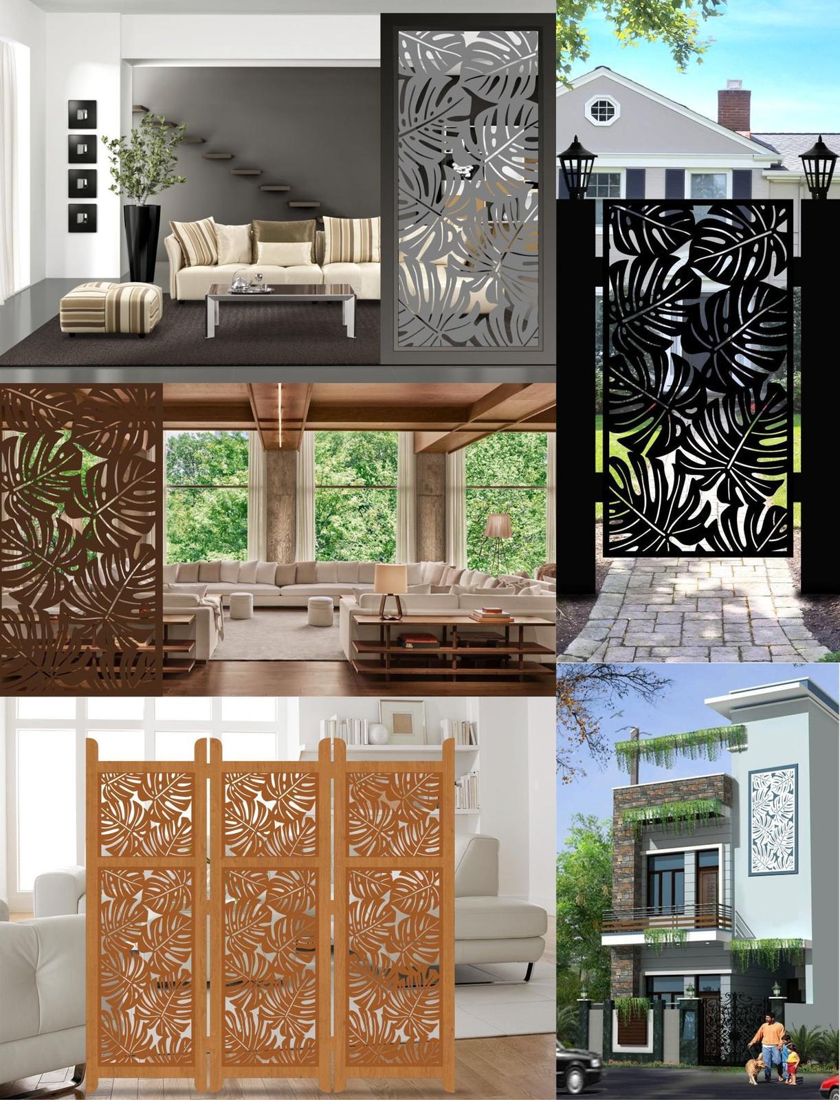 Nástenné dekory, rozdeľovače priestoru, výplne oplotenia, zábradlia, alebo obrazy - Obrázok č. 17
