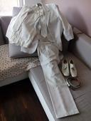 Svadobný oblek-komplet, 50