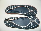Puntíkaté modré balerínky, 37