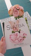 Pořídila jsem si knihu o plánování svatby, tak snad to lépe zvládnu.