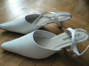 mé svatební botky