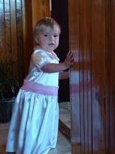 hotové šaty pro Aničku