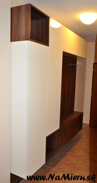 Chodbové steny - Obrázok č. 1