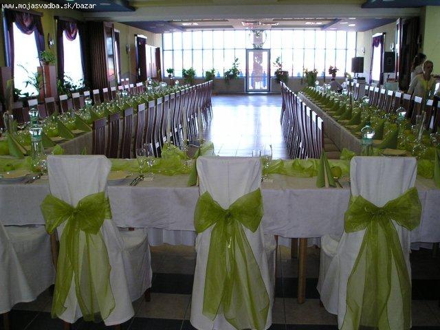 Zelenkavé inšpirácie na den - a takto by mala vyzerat sala