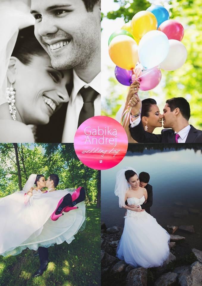 Gabika{{_AND_}}Andrej - Wedding day