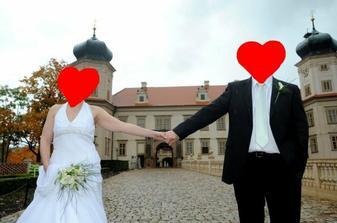 My dva a zámek v Mníšku