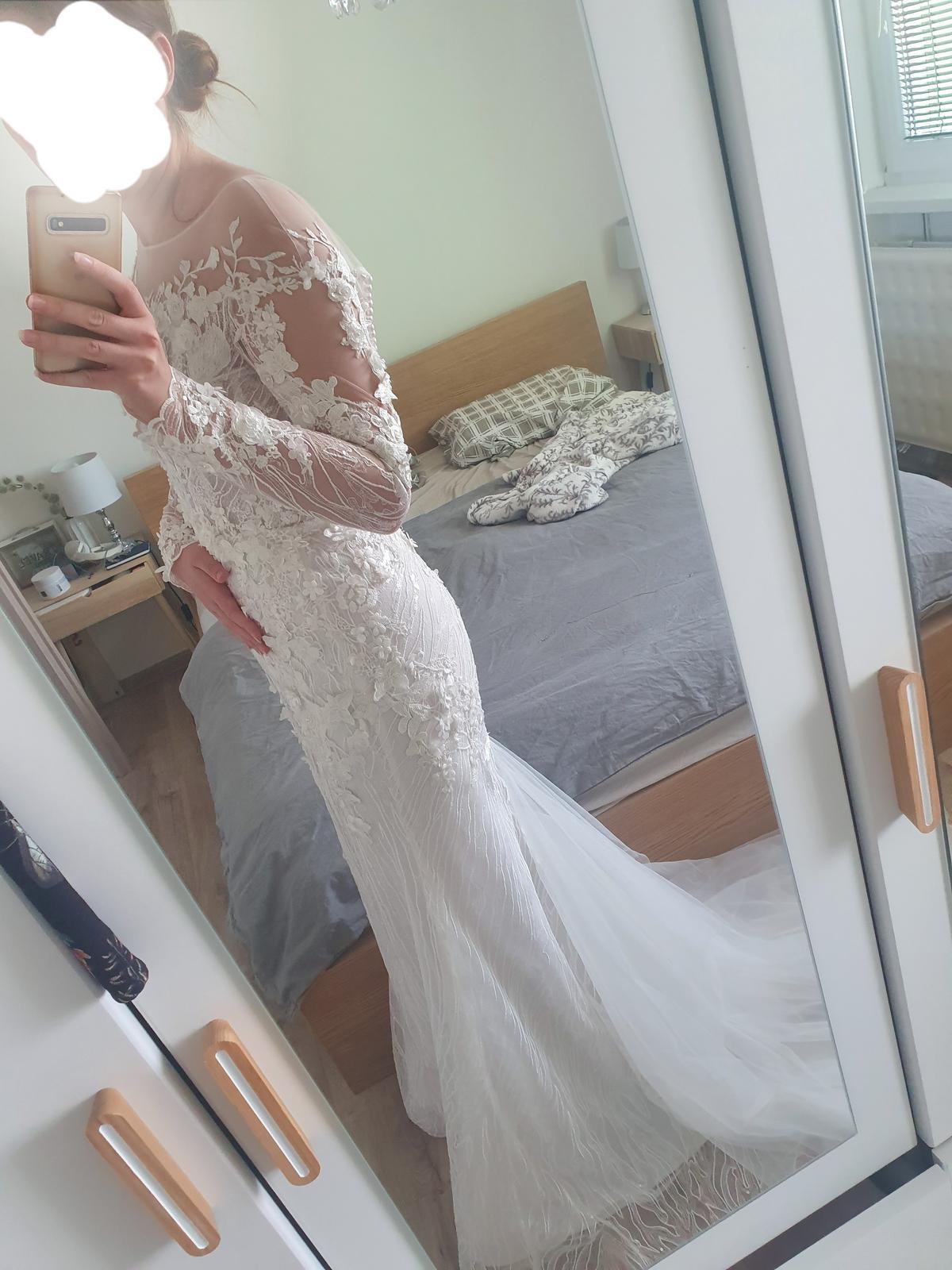 Svadobné šaty  Secret Sposa  - Obrázok č. 1
