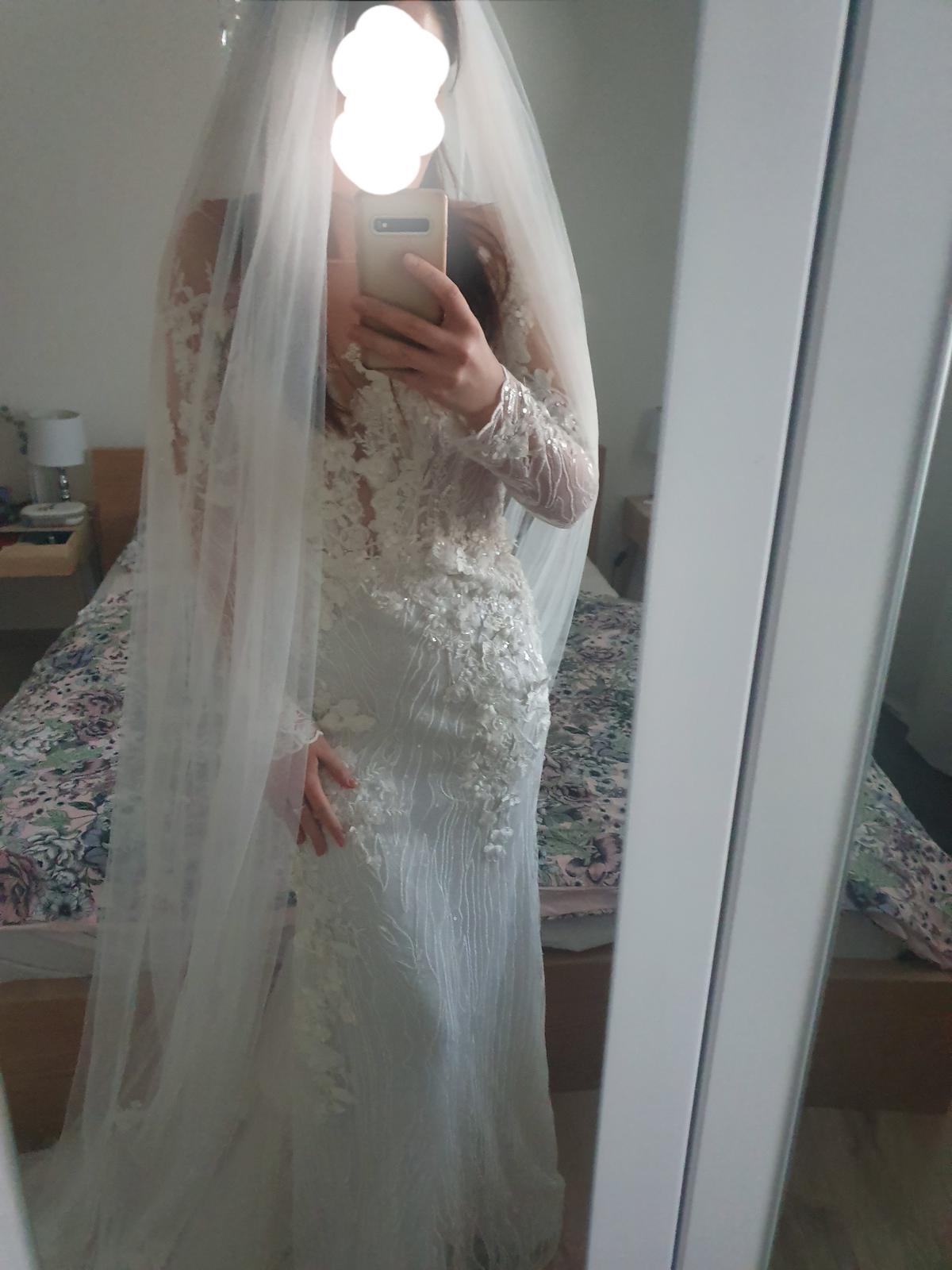 Svadobné šaty  Secret Sposa  - Obrázok č. 2