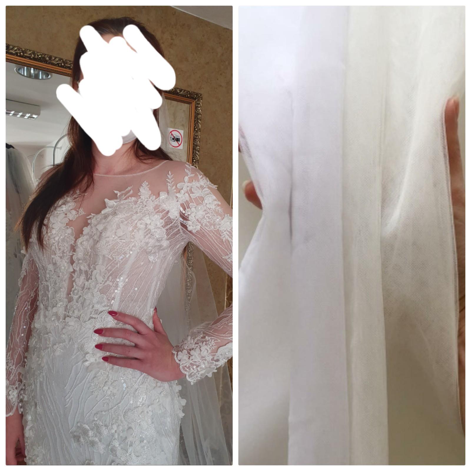 Svadobné šaty  Secret Sposa  - Obrázok č. 3