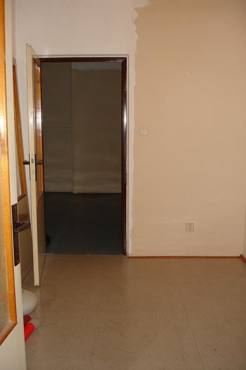 Pohled z haly do obýváku :-)