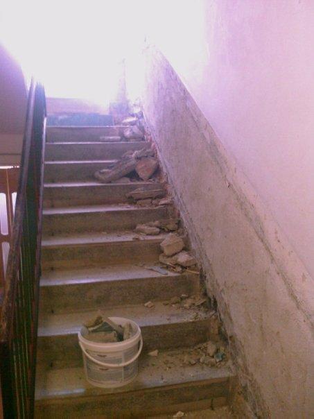 rekonštrukcia schodov domu - Obrázok č. 1