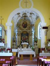 kostol kde sa kona