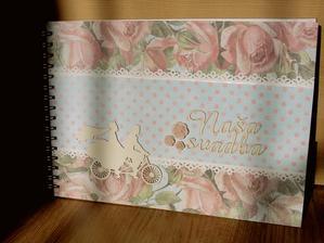 Kniha hostí :) vyrobila som :P