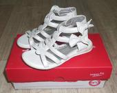 Sandálky pro holčičku vhodné na svatbu , 27