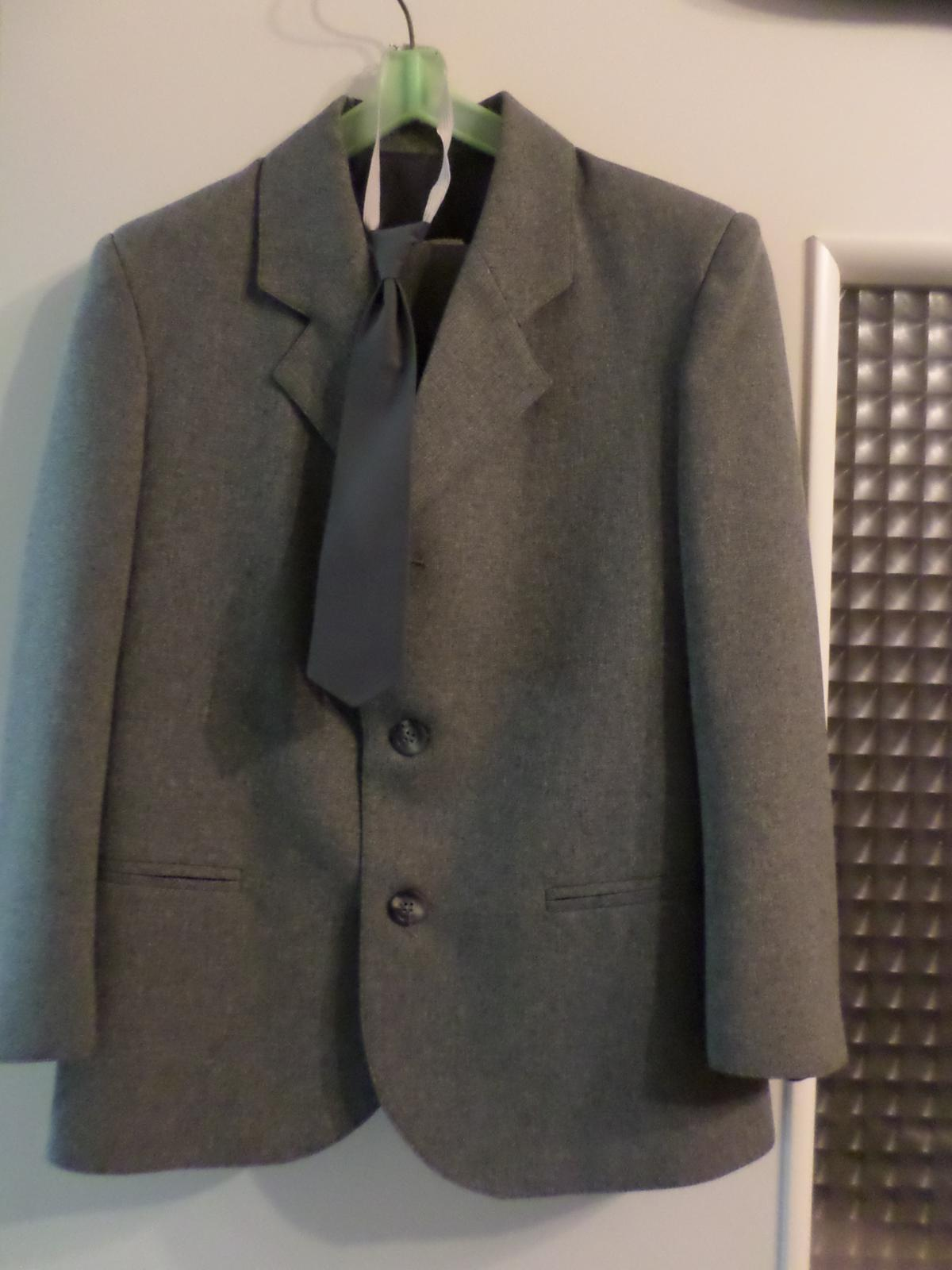 Oblek pre chlapca - Obrázok č. 1