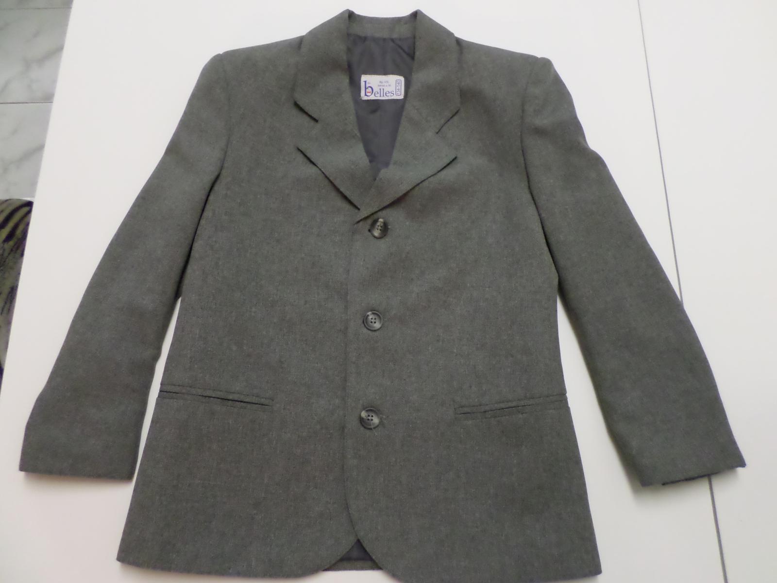 Oblek pre chlapca - Obrázok č. 2