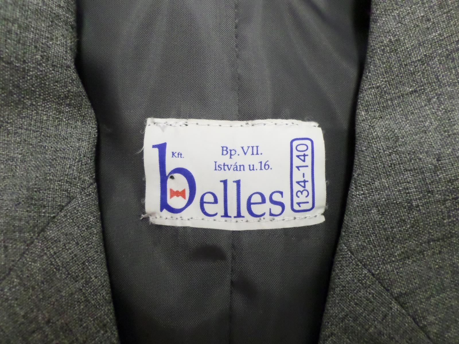 Oblek pre chlapca - Obrázok č. 3