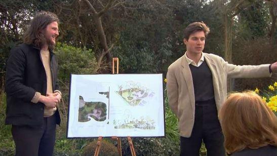 Doporučuji všem, kteří plánují zahradu a chtějí se inspirovat, tak na Seznamu je nově nadabovaný pořad Zahradní proměny.  https://www.televizeseznam.cz/porad/zahradni-promeny Mnohem lepší než mají slovenští kolegové Nová zahrada. - Obrázek č. 1
