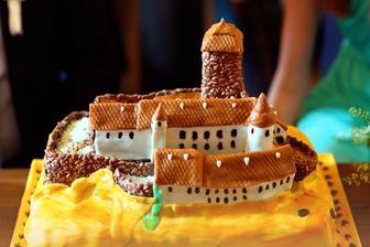 Náš dokonalý dort :-)